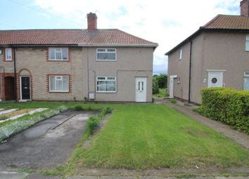 Thumbnail 3 bed end terrace house to rent in Mendip Road, Billingham