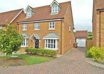 Thumbnail 5 bed detached house for sale in Biscay Close, Irchester, Northamptonshire