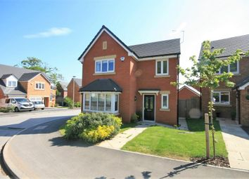 Thumbnail 4 bed detached house for sale in Broomhall Drive, Shavington, Crewe