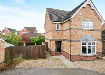 Thumbnail 3 bed detached house for sale in The Paddock, Wilberfoss, York, East Riding Yorkshire