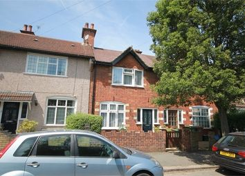 Thumbnail 3 bed terraced house for sale in Byron Avenue, Sutton, Surrey