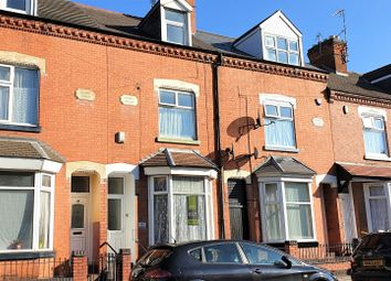 Thumbnail 4 bed town house for sale in Doncaster Road, Belgrave, Leicester
