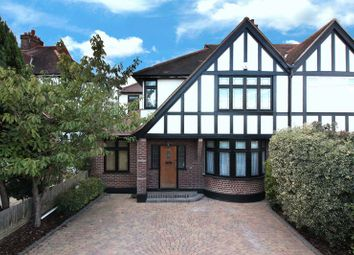 Thumbnail 4 bed semi-detached house for sale in Kings Avenue, Woodford Green