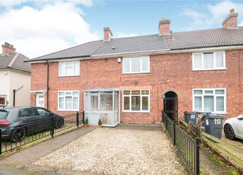 Thumbnail 3 bed terraced house for sale in Highters Heath Lane, Warstock, Birmingham