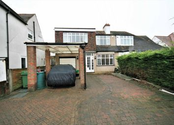 Thumbnail 4 bed semi-detached house for sale in West Avenue, Pinner