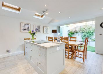 Thumbnail 4 bedroom terraced house to rent in Ackmar Road, Fulham, London