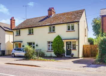 3 bed semi-detached house for sale in Cambridge Road, Stansted CM24