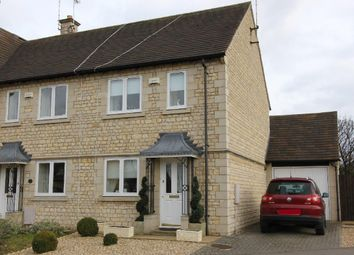 Thumbnail 2 bed property to rent in Gresley Drive, Stamford