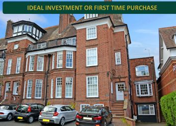 Thumbnail 1 bed property for sale in De Montfort Court, Stoneygate, Leicester