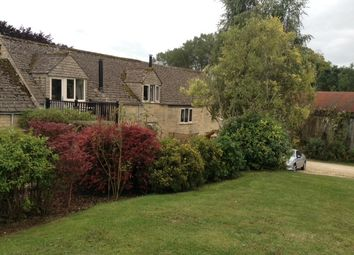 Thumbnail 2 bed cottage to rent in Barnsley Road, Ampney Crucis, Cirencester