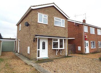 Thumbnail 3 bed detached house for sale in Snettisham, King's Lynn, Norfolk
