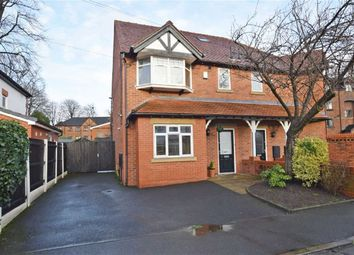 Thumbnail 3 bed semi-detached house for sale in Springdale Gardens, Didsbury, Manchester