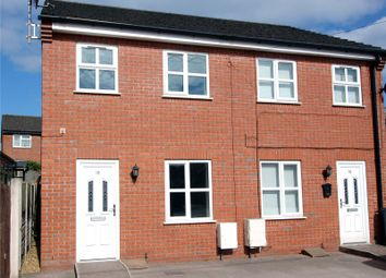 Thumbnail 2 bed semi-detached house for sale in Church Street, Rookery, Near Kidsgrove, Stoke On Trent