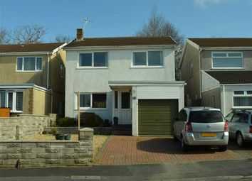 Thumbnail 4 bedroom detached house for sale in Ffordd Talfan, Swansea