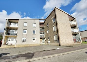 Thumbnail 2 bed flat for sale in Priory Square, Alloa, Clackmannanshire