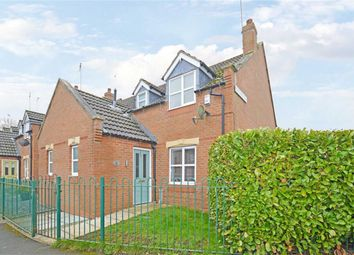 Thumbnail 3 bed semi-detached house for sale in Fletchers Row, Long Riston, East Yorkshire
