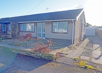 Thumbnail 2 bed semi-detached bungalow for sale in Chamberlain Row, Dinas Powys