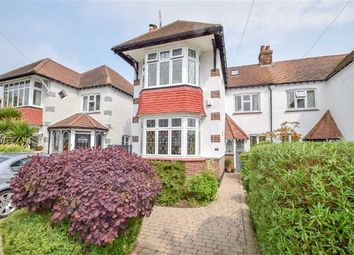 Thumbnail 3 bed semi-detached house for sale in Braemar Crescent, Leigh-On-Sea, Essex