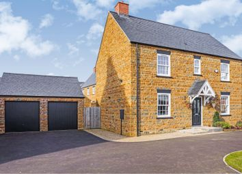Thumbnail 4 bed detached house for sale in The Swere, Banbury