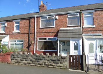 Thumbnail 3 bed terraced house for sale in North View, Bedlington