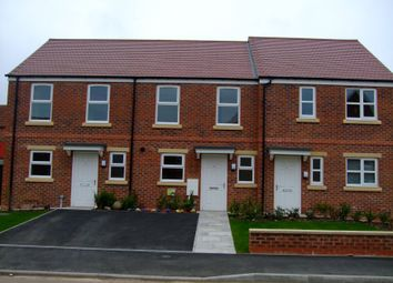 Thumbnail 2 bedroom town house to rent in Church Drive, Shirebrook, Mansfield