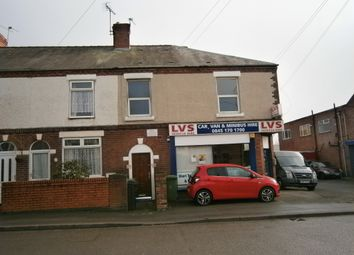 Thumbnail 1 bed flat to rent in Main Road, Leabrooks, Leabrooks, Alfreton