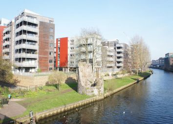 Thumbnail 2 bed flat to rent in Ashman Bank, Geoffrey Watling Way, Norwich