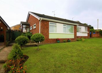 Thumbnail 2 bed semi-detached bungalow for sale in Evans Road, Bilton, Rugby