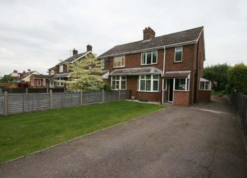 Thumbnail 3 bed semi-detached house for sale in Bedford Road, Houghton Conquest