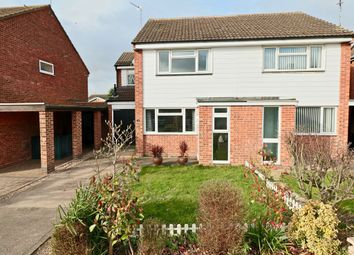 Thumbnail 3 bed semi-detached house for sale in Cooper Close, Cropwell Bishop, Nottingham