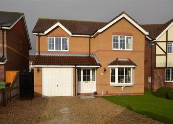 Thumbnail 4 bed property for sale in Violet Close, Cleethorpes