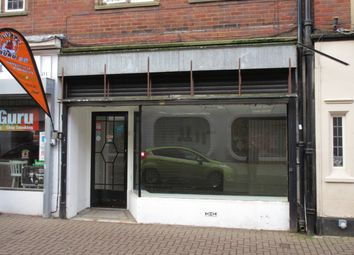 Thumbnail Retail premises to let in Market Street, Stourbridge