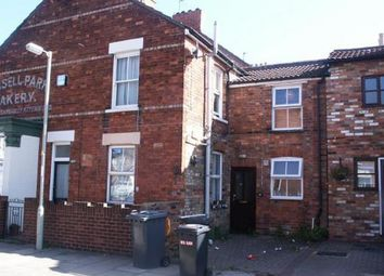 Thumbnail 1 bed terraced house to rent in Castle Road, Bedford