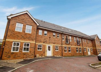 Thumbnail 2 bed flat for sale in Sandringham Court, Chester Le Street, Durham