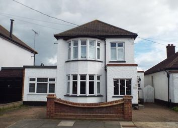 Thumbnail 5 bed detached house for sale in Manor Road, Corringham, Stanford-Le-Hope