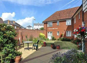 Thumbnail 1 bed flat for sale in Station Road West, Canterbury