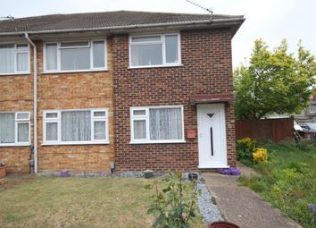 Thumbnail 2 bed flat to rent in Walden Close, Belvedere