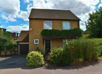 Thumbnail 4 bed detached house to rent in Berstead Close, Lower Earley, Reading