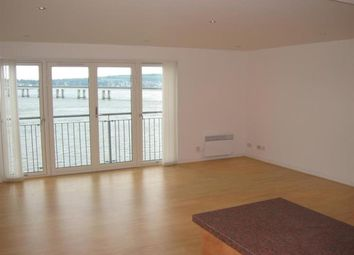 Thumbnail 2 bed flat to rent in Marine Parade Walk, City Quay, Dundee