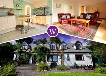 Thumbnail 5 bed detached house for sale in Rowan House, North Connel, Oban
