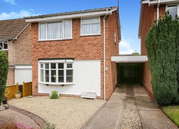 Thumbnail 3 bed link-detached house for sale in Burghley Drive, Kidderminster