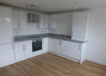 Thumbnail 1 bed flat to rent in Regent Road, Countesthorpe, Leicester