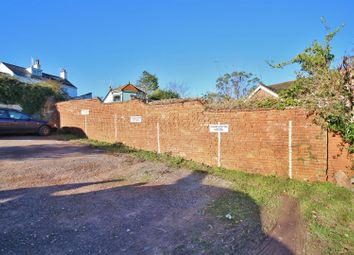 Thumbnail Parking/garage for sale in The Street, Charmouth, Bridport