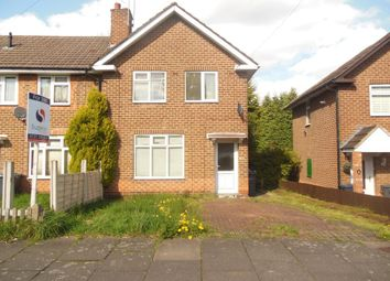 Thumbnail 2 bedroom end terrace house for sale in Blandford Road, Birmingham