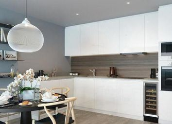 Thumbnail 1 bed flat for sale in The Park Collection Woodberry Grove, London