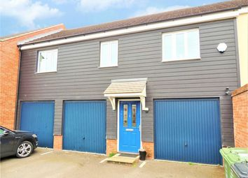 Thumbnail 2 bedroom terraced house for sale in Rushmeadow Crescent, Downham Market