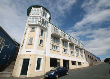 Thumbnail 3 bed town house for sale in Cliff Road, The Hoe, Plymouth