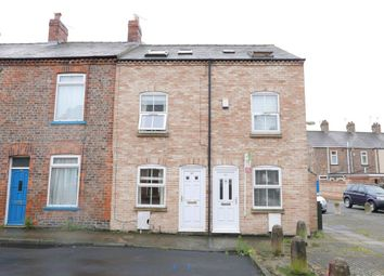 Thumbnail 2 bed terraced house to rent in Stamford Street East, York, North Yorkshire