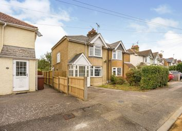 Thumbnail 3 bed semi-detached house for sale in Brier Road, Sittingbourne