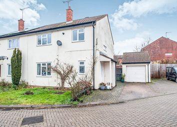 Thumbnail 3 bed semi-detached house for sale in Mitchell Close, Bovingdon Village, Hemel Hempstead